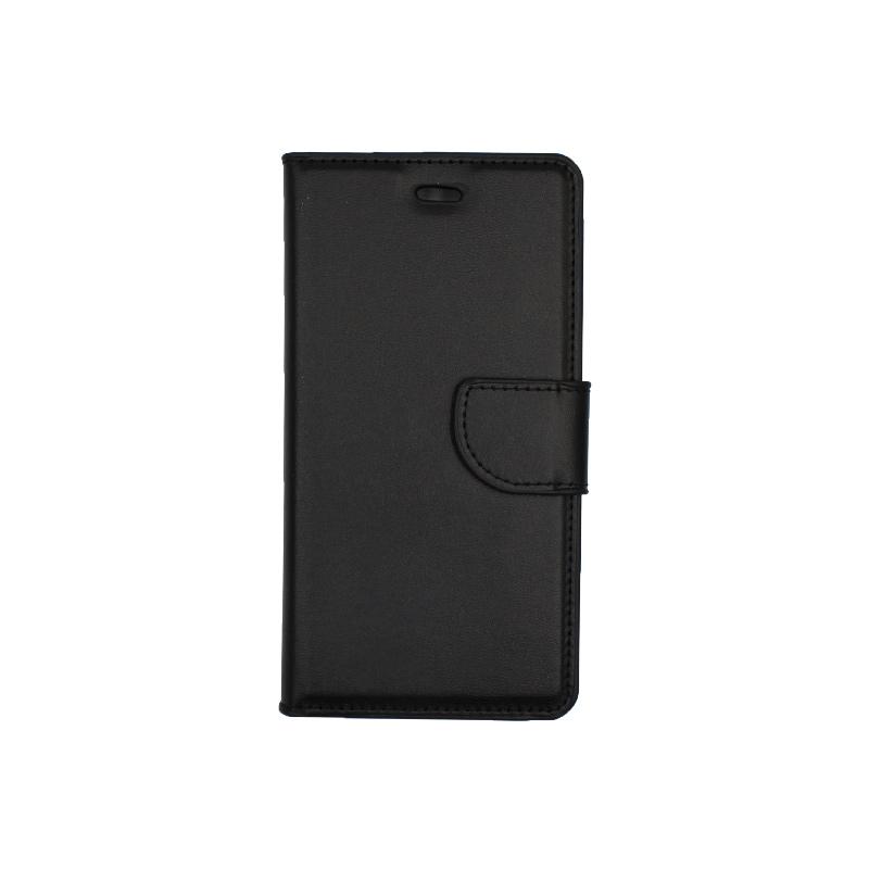 Θήκη Huawei P9 πορτοφόλι μαύρο 1
