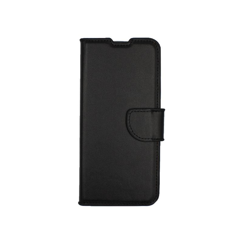 Θήκη Samsung Galaxy S20 πορτοφόλι μαύρο 1