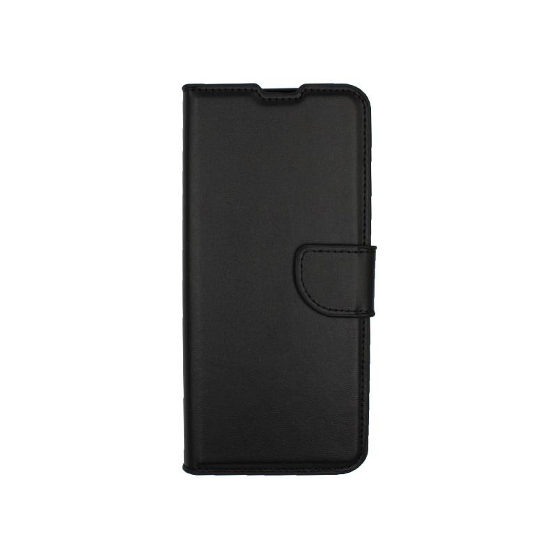 Θήκη Samsung Galaxy S20 Plus πορτοφόλι μαύρο 1