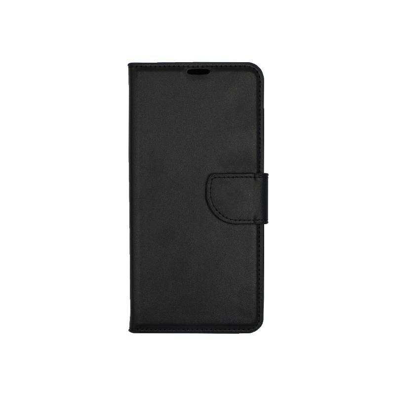Θήκη Huawei P30 Pro πορτοφόλι μαύρο 1