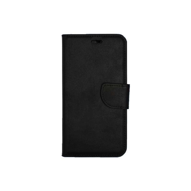 Θήκη Huawei P10 πορτοφόλι μαύρο 1