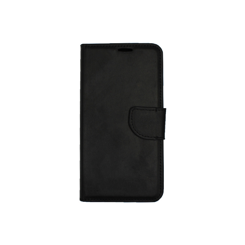 Θήκη Huawei P8 / P9 Lite 2017 πορτοφόλι μαύρο 1
