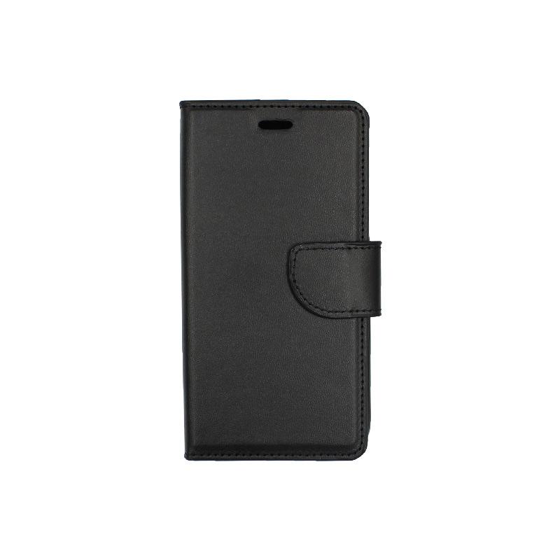 Θήκη Xiaomi Redmi 5A πορτοφόλι μαύρο 1