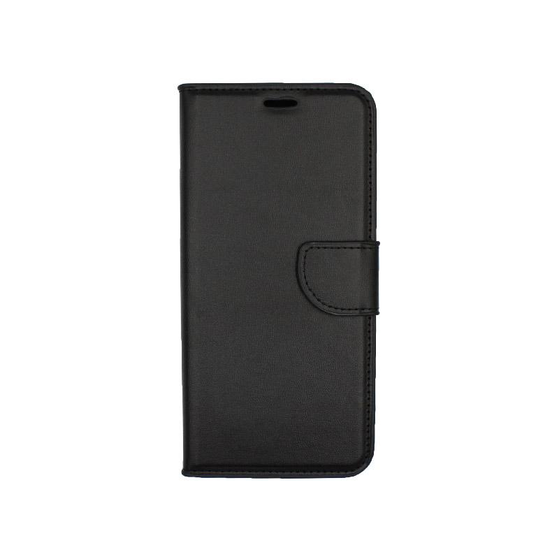 Θήκη Xiaomi Redmi Note 7 / 7 Pro πορτοφόλι μαύρο 1
