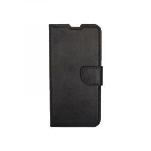 θήκη Xiaomi Mi 9 πορτοφόλι με κράτημα μαύρο 1