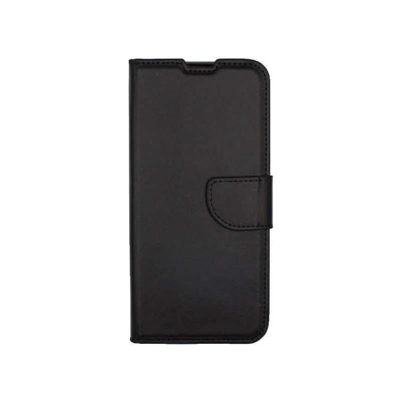 Θήκη Xiaomi Redmi 8 πορτοφόλι μαύρο 1