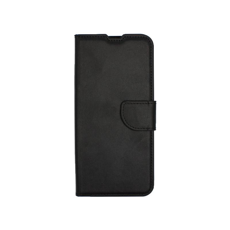 Θήκη Xiaomi Mi Note 10 / Note 10 Pro / CC9 Pro πορτοφόλι μαύρο 1