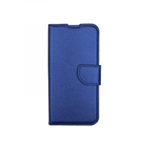 θήκη Xiaomi Mi 9 SE πορτοφόλι με κράτημα μπλε 1