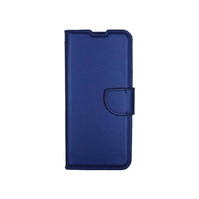 Θήκη Samsung Galaxy S20 πορτοφόλι μπλε 1