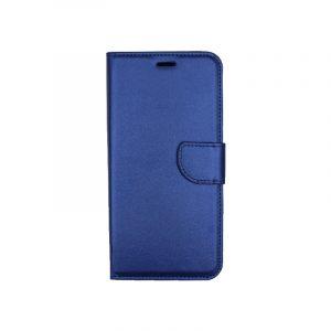 Θήκη Huawei Y9 2019 πορτοφόλι μπλε 1