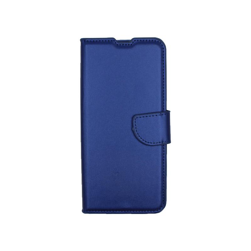 Θήκη Xiaomi Mi Note 10 / Note 10 Pro / CC9 Pro πορτοφόλι μπλε 1