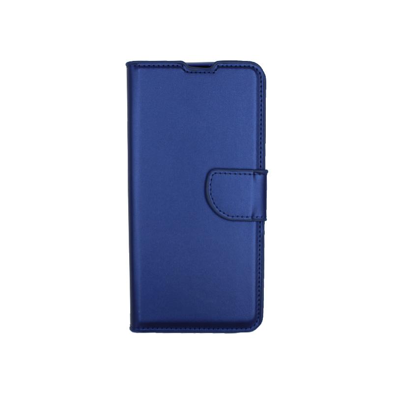 Θήκη Xiaomi Mi 9T / K20 / K20 Pro 9 πορτοφόλι μπλε 1