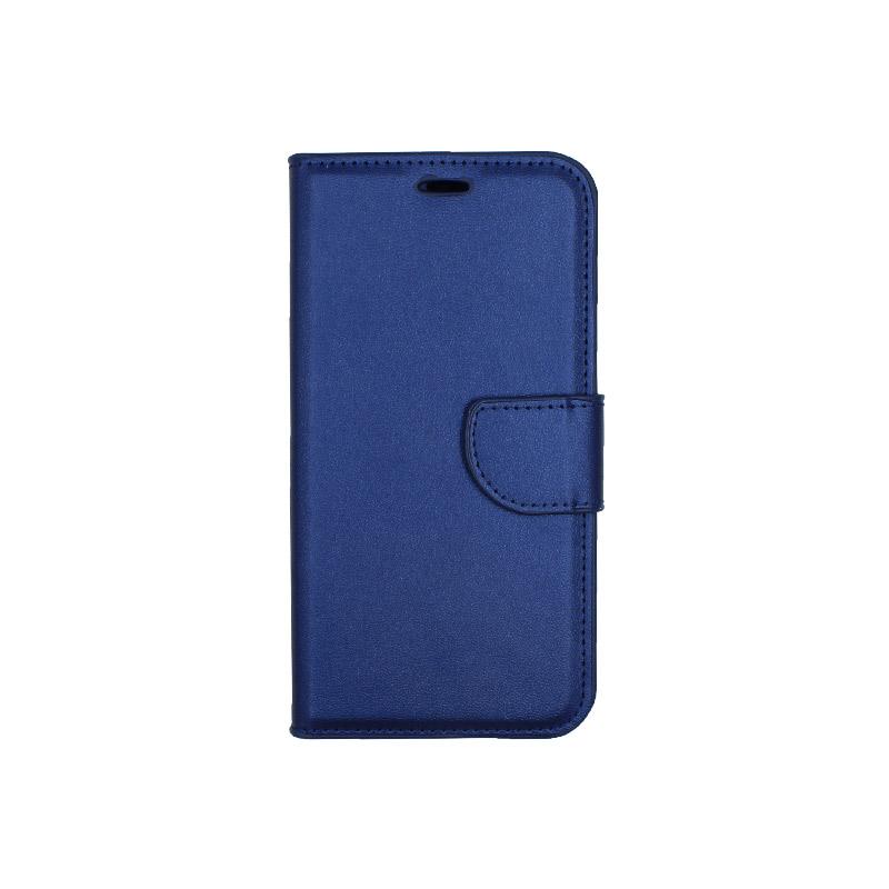 Θήκη Xiaomi Redmi 6 πορτοφόλι μπλε 1