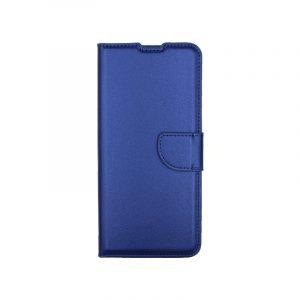θήκη Xiaomi K30- K30 5G πορτοφόλι με κράτημα μπλε 1
