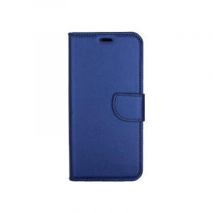 θήκη xiaomi Mi 8 Lite πορτοφόλι με κράτημα μπλε 1
