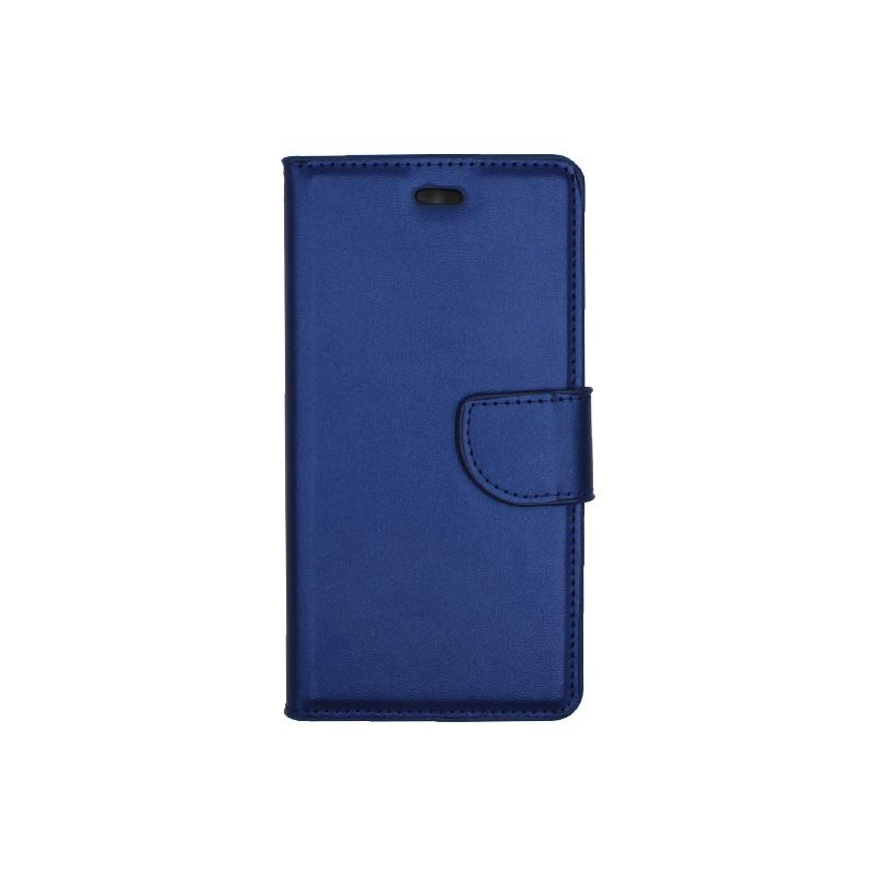 Θήκη Huawei P9 πορτοφόλι μπλε 1