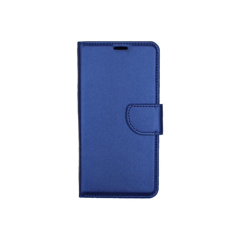 Θήκη Huawei P30 πορτοφόλι μπλε 1