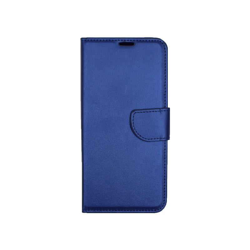 Θήκη Huawei Mate 20 Pro πορτοφόλι μπλε 1