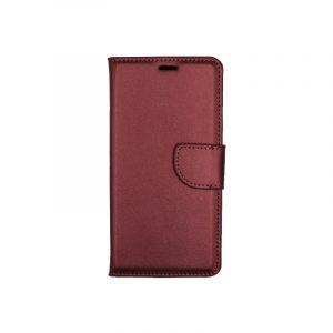 Θήκη Huawei P20 Lite πορτοφόλι μπορντό 1