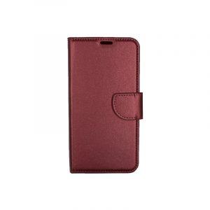 Θήκη Xiaomi A2 Lite Redmi 6X / A2 / Redmi 6 Pro πορτοφόλι μπορντό 1