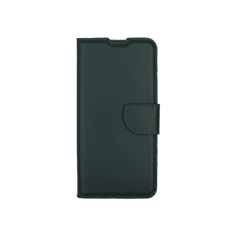 Θήκη Huawei P Smart 2020 πορτοφόλι πράσινο 1