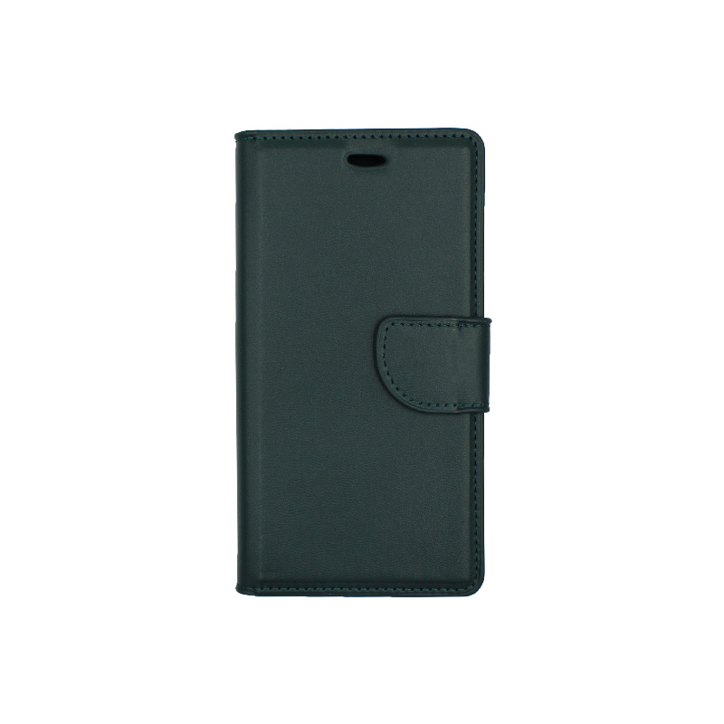 Θήκη Huawei P8 Lite πορτοφόλι πράσινο 1