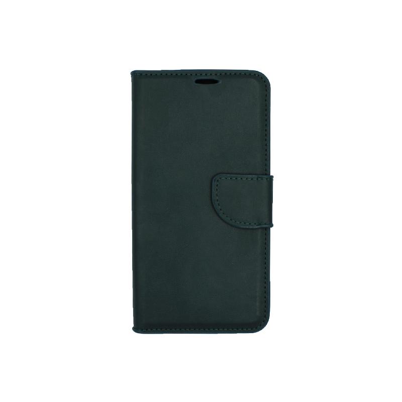 Θήκη Huawei P8 / P9 Lite 2017 πορτοφόλι πράσινο 1