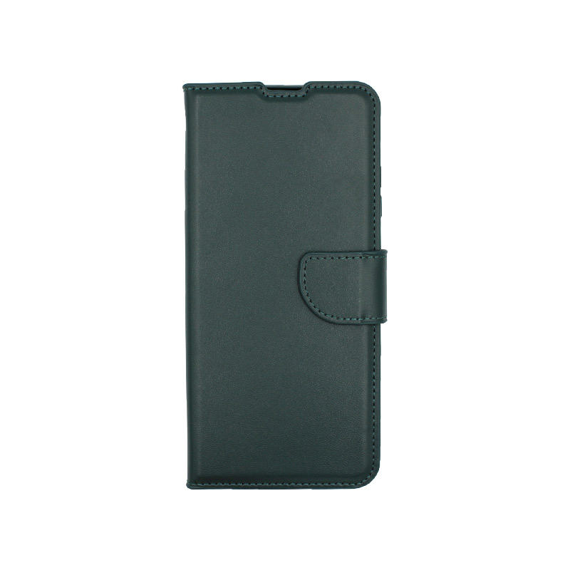 θήκη Xiaomi K30- K30 5G πορτοφόλι με κράτημα πράσινο 1