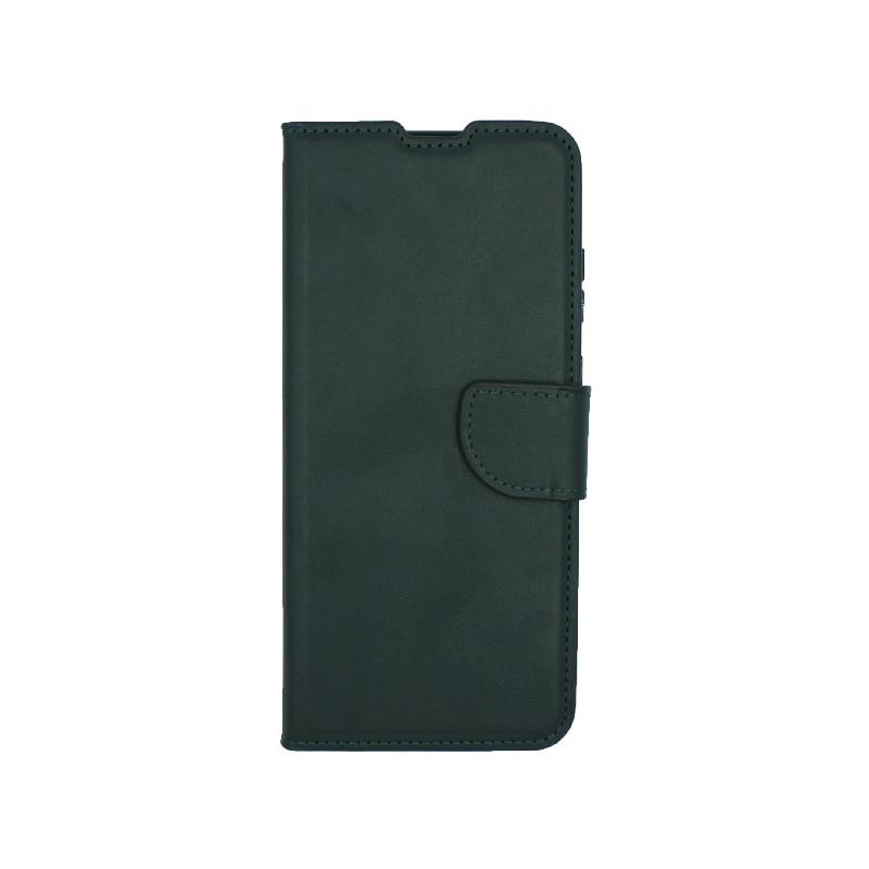 Θήκη Samsung Galaxy S20 Plus πορτοφόλι πράσινο 1