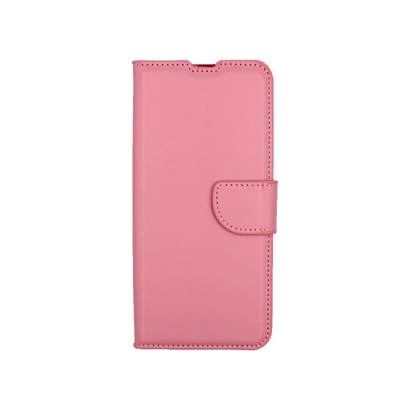Θήκη Xiaomi Mi Note 10 / Note 10 Pro / CC9 Pro πορτοφόλι ροζ 1