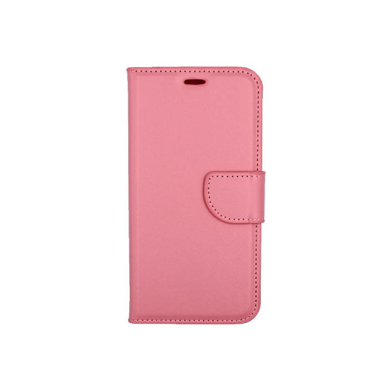 Θήκη Xiaomi Redmi 6 πορτοφόλι ροζ 1