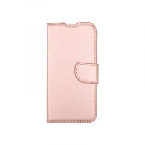 θήκη Xiaomi Mi 9 SE πορτοφόλι με κράτημα ροζ 1