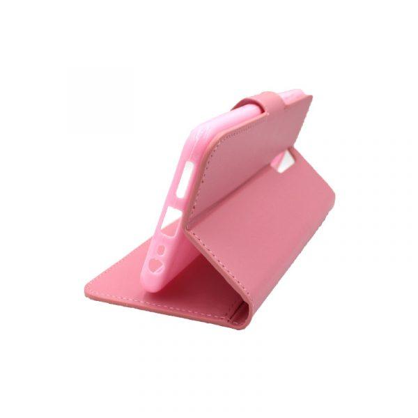 Θήκη Xiaomi Redmi 8 πορτοφόλι ροζ 4