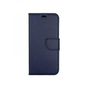 θήκη xiaomi Mi 8 Lite πορτοφόλι με κράτημα σκούρο μπλε 1