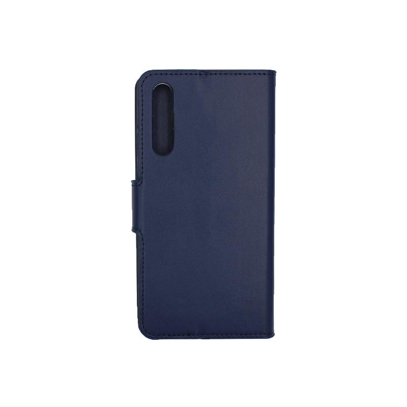 Θήκη Huawei P20 Pro πορτοφόλι μπλε 2