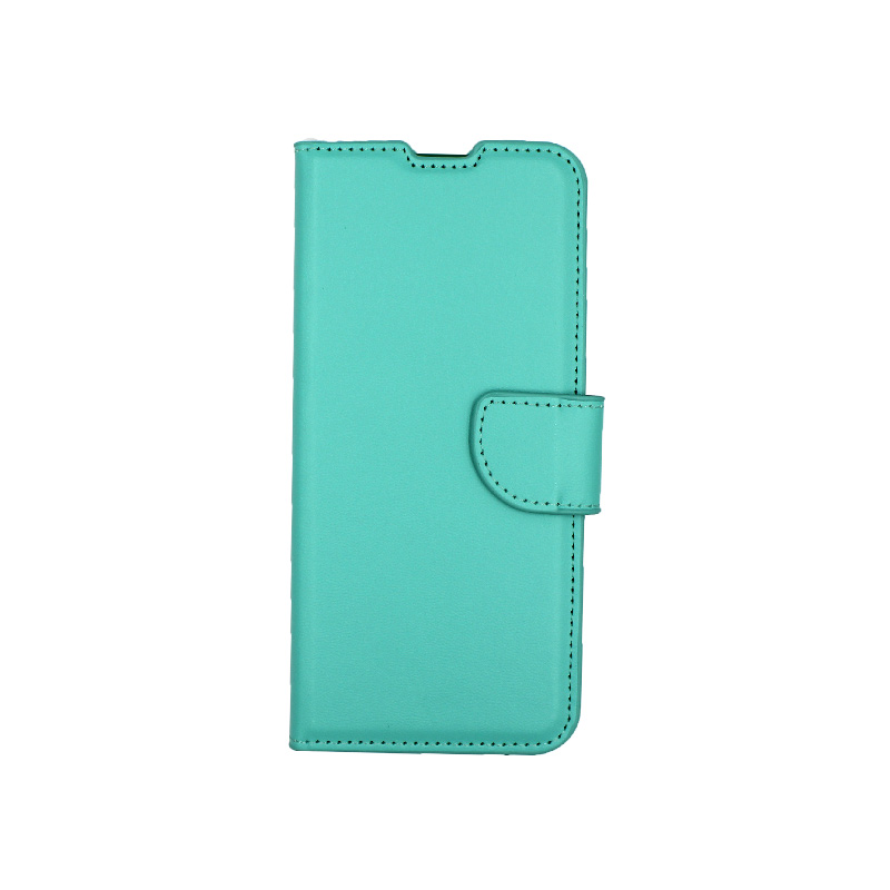 Θήκη Samsung Galaxy S20 πορτοφόλι τιρκουάζ 1