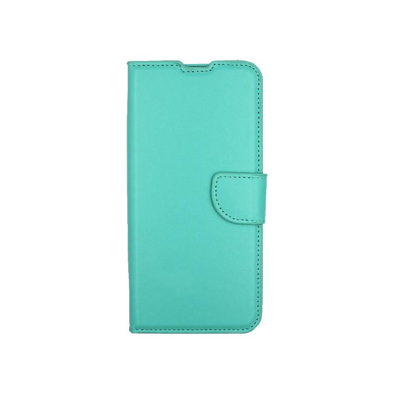 Θήκη Xiaomi Mi Note 10 Lite τιρκουάζ 1
