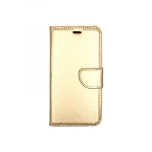 Θήκη Huawei P10 πορτοφόλι χρυσό 1
