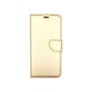 Θήκη Xiaomi Redmi Note 7 / 7 Pro πορτοφόλι χρυσό 1