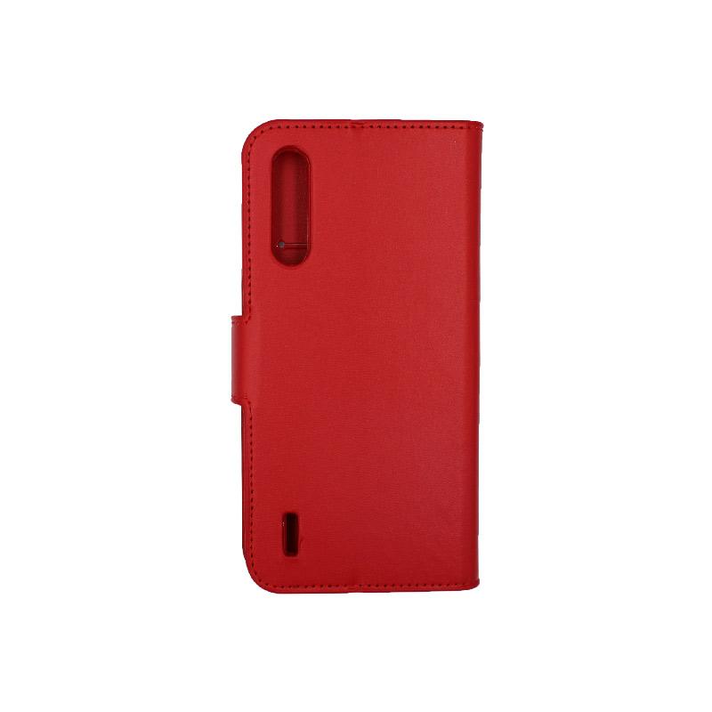 Θήκη Xiaomi Redmi A3 / CC9E πορτοφόλι κόκκινο 2