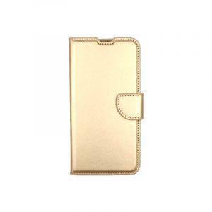 Θήκη Xiaomi Redmi A3 / CC9E πορτοφόλι χρυσό 1