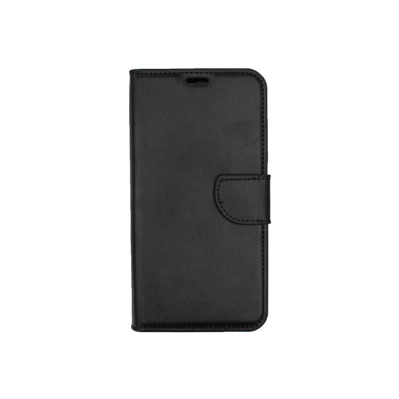 Θήκη Huawei Y7 2018 πορτοφόλι μαύρο 1