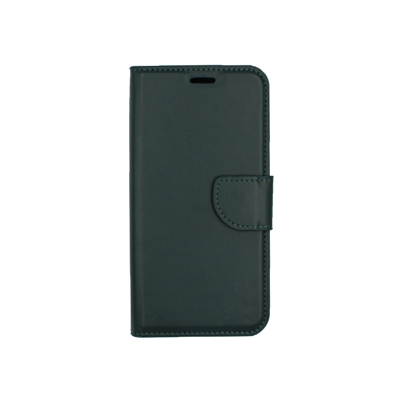 θήκη Xiaomi Redmi 7A πορτοφόλι με κράτημα πράσινο 1