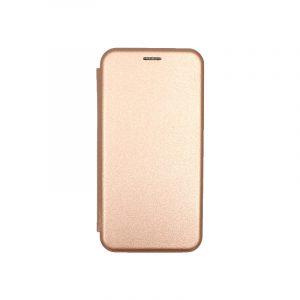 Θήκη Huawei Mate 20 Lite Πορτοφόλι με Μαγνητικό Κλείσιμο ροζ χρυσό 1