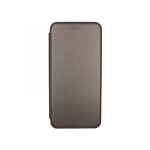 Θήκη Samsung Galaxy S20 Ultra Πορτοφόλι με Μαγνητικό Κλείσιμο γκρι 1