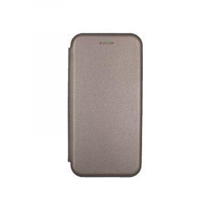 Θήκη Samsung Galaxy S20 Πορτοφόλι με Μαγνητικό Κλείσιμο γκρι 1