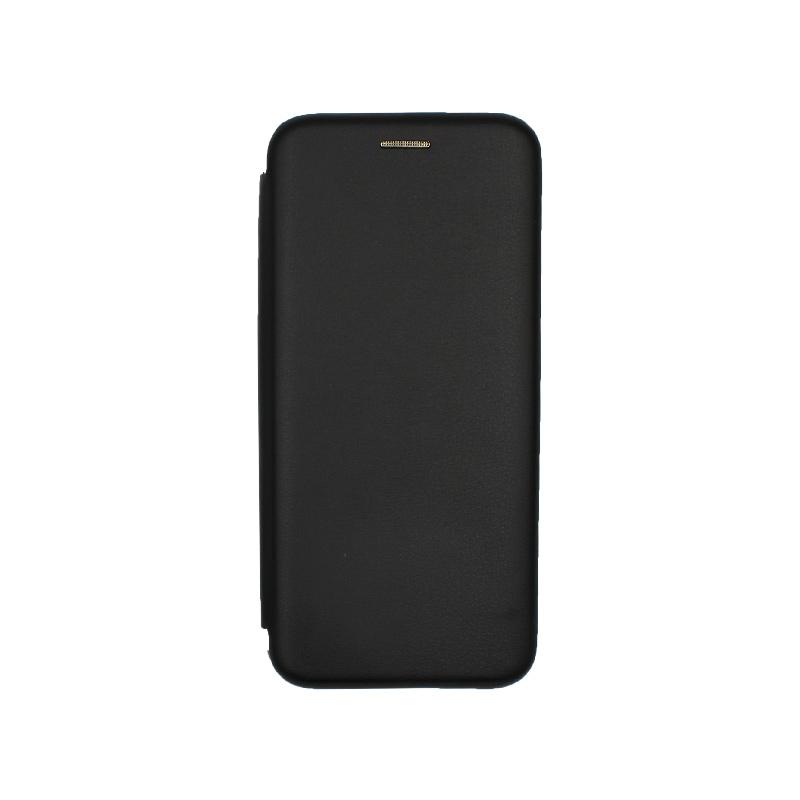 Θήκη Huawei P40 Pro Πορτοφόλι με Μαγνητικό Κλείσιμο μαύρο 1
