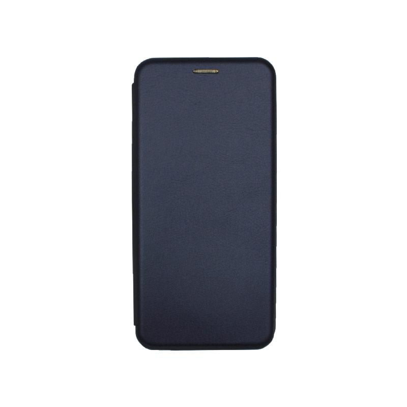 Θήκη Xiaomi Redmi Note 8T Πορτοφόλι με Μαγνητικό Κλείσιμο μπλε 1