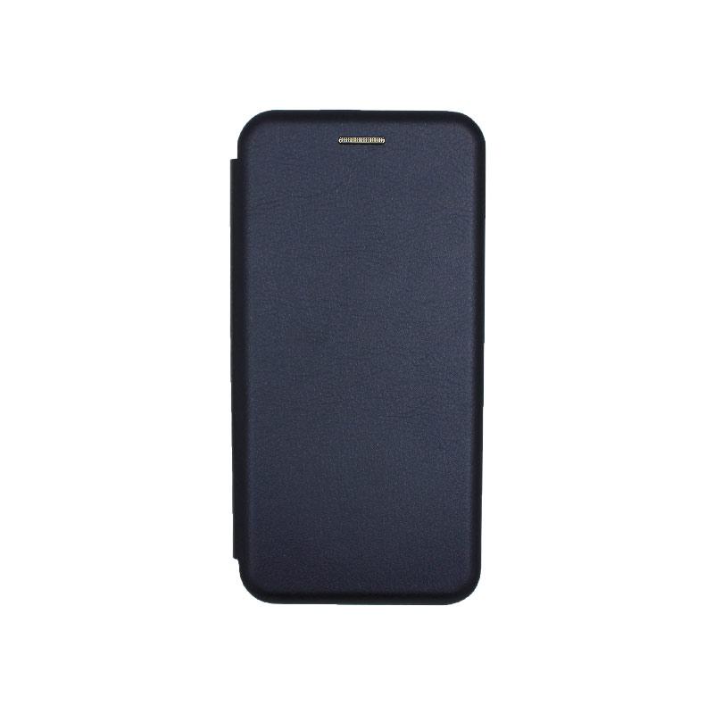 Θήκη Xiaomi Redmi 6 Πορτοφόλι με Μαγνητικό Κλείσιμο μπλε 1