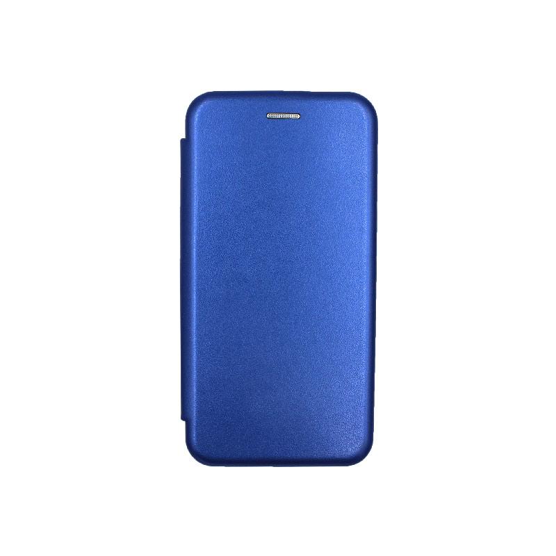 Θήκη Honor 20 / Huawei Nova 5T Πορτοφόλι με Μαγνητικό Κλείσιμο μπλε 1